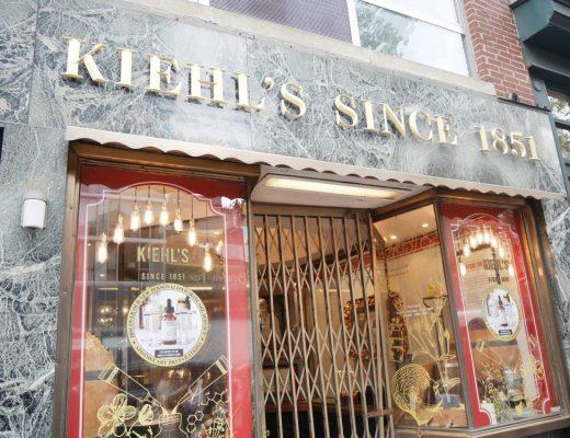 <活動>Kiehl&#8217;s 165週年紐約行。