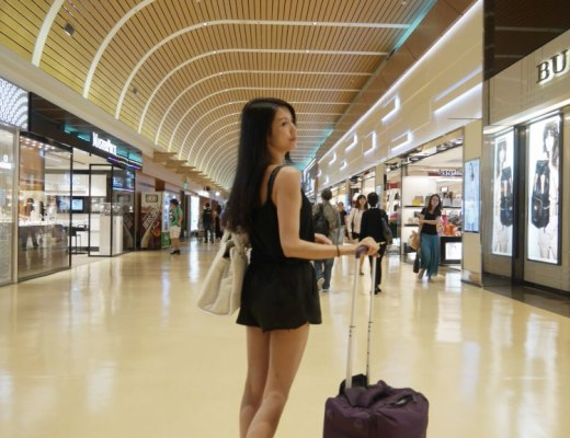 <飾品>旅行的好夥伴!來自法國的輕量時尚-Lipault 登機箱+包款
