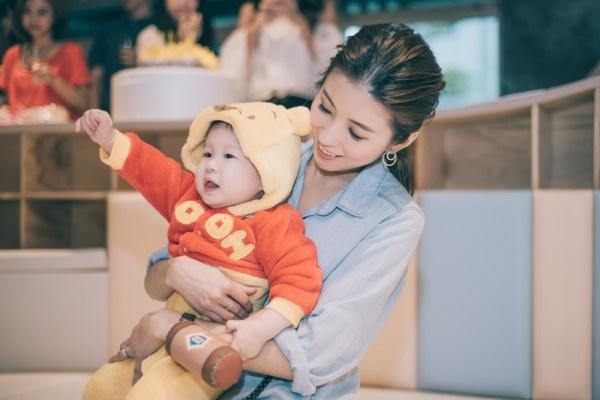 <Baby>Tristan&#8217;s 一歲了!週歲慶生花絮。