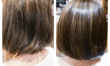 <美髮>深度受損髮的專屬救星!HAPPYHAIR鉑金光燦護髮。