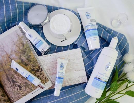 <保養>回歸肌膚最基礎的防禦力。QV Face舒敏保濕系列