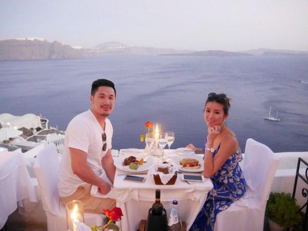 <希臘>Santorini聖托里尼島-當地人推薦的美食都在這!