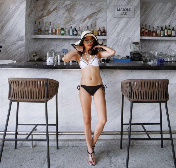 <泳衣>姐妹曼谷之旅。三套WAVE SHINE 泳衣分享。