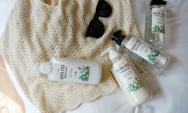 <美髮>秀髮瞬間柔順有光澤!BIOLISS苾歐莉絲植物洗護髮系列。