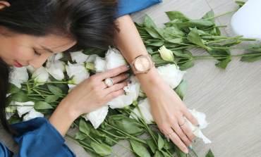 <飾品>小資女的義大利設計腕錶。D1 MILANO。