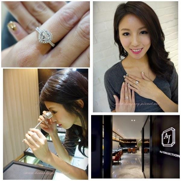 <珠寶>訂製屬於你的一生一世。A&#038;J Collection 亞爵鑽石。