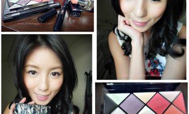 <彩妝>玩色王國! 2015 Dior限量春彩饗宴全妝盤。