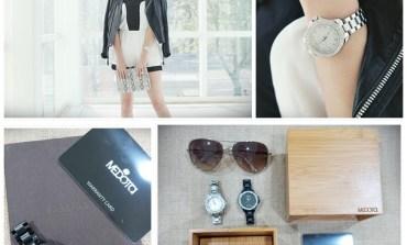 <飾品>奢華、時尚、自我的MIT精品腕錶。MEDOTA。