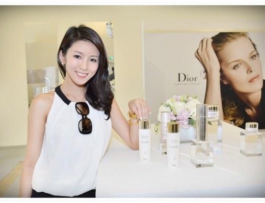 <活動>三周讓臉蛋立即豐潤!Dior逆時完美再造精華。