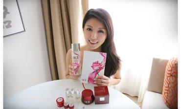 <特惠>肌膚更晶瑩剔透!SK-II母親節明星商品禮盒組。