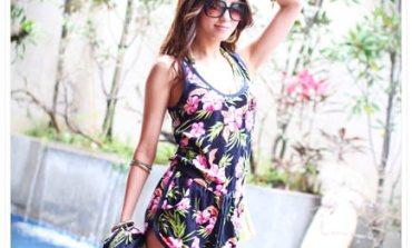 <穿搭>Malibu女孩的度假風穿搭。Juicy Couture。