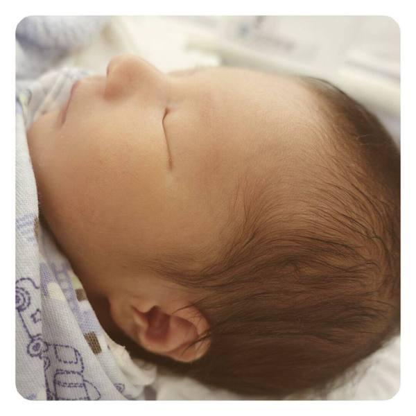 <孕>Baby Tristan is here!!