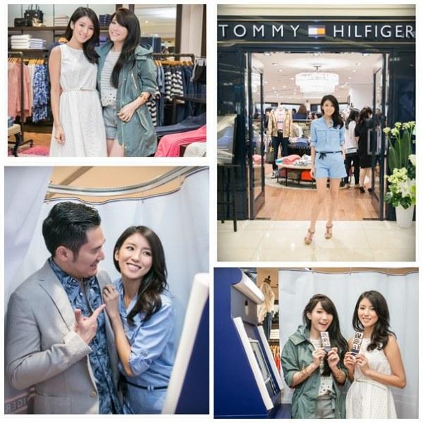 <活動>微風之夜-時尚搖滾!Tommy Hilfiger。