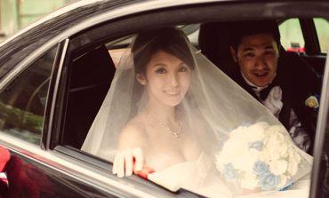 <婚禮>我的大日子--迎娶篇。