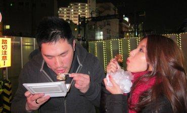 <遊記> 2012 東京-下北澤的路邊美食第一名!