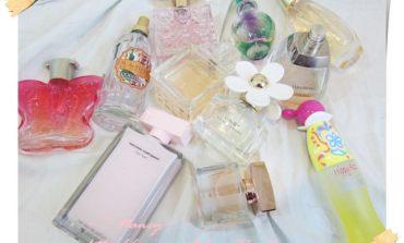 <香水>愛用香水分享。果香調