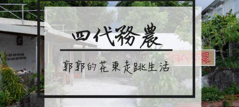 【花蓮鳳林】四代務農~鄉村田野間的老宅客家無菜單料理