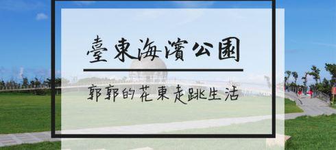 【台東遊記】2018年八月臺東海濱公園.國際地標.鳥巢天空樹走入歷史