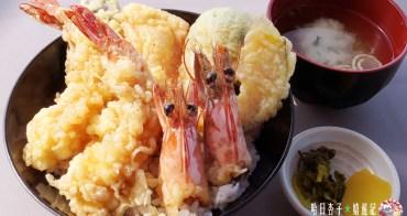 熊本美食   海老庵・天然足赤海老天丼   一口吃進「不知火海」現撈鮮蝦美味