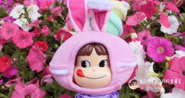 不二家PEKO | 馬卡龍兔兔PEKO醬娃娃 ・マカロンうさぎペコ人形(收藏娃娃系列18)