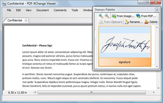 How to Sign Documents and Fax Electronically E-signatures