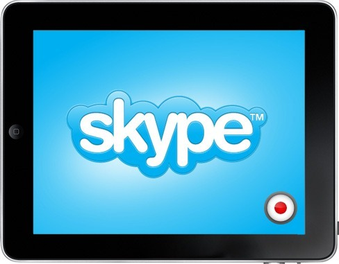 How to Record Skype Calls on your iPad or iPhone - Record Skype Video Calls