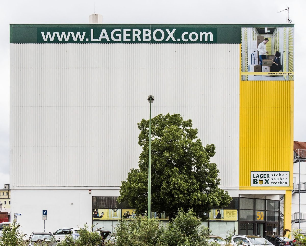Lagerbox Essen Store For Low Cost And Safely In Essen City Center Lagerbox