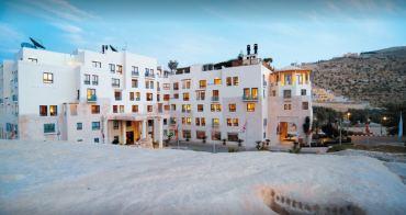約旦住宿|住在佩特拉世界遺產大門口-Mövenpick Resort Petra 佩特拉瑞享度假村
