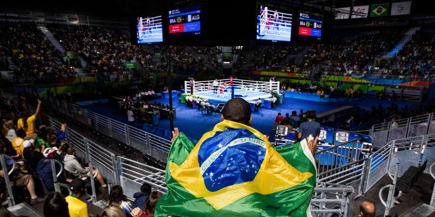 Rio Olympic Rio 2016 The Dirty Tricks Of An Olympic Boxing Tournament