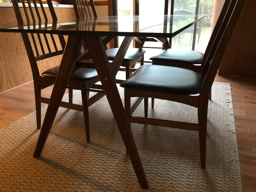 Used West Elm Dining Room Table For Sale In Raleigh Letgo