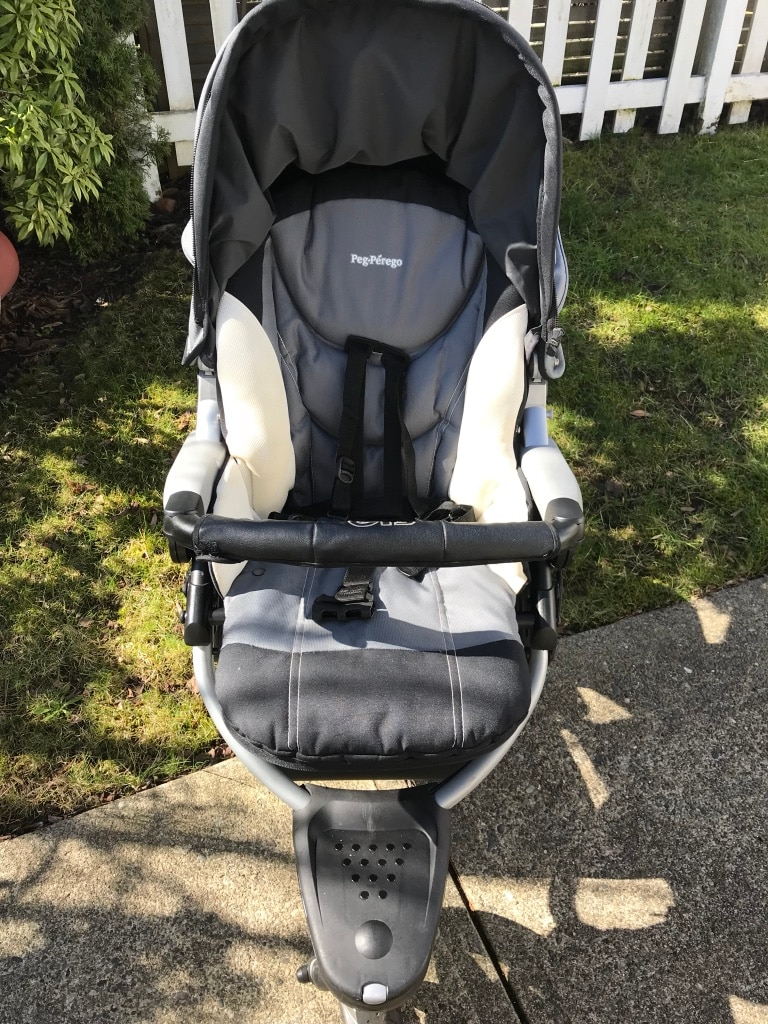 Peg Perego Gt3 Pump Used Peg Perego Gt3 Stroller For Sale In Abbotsford Letgo
