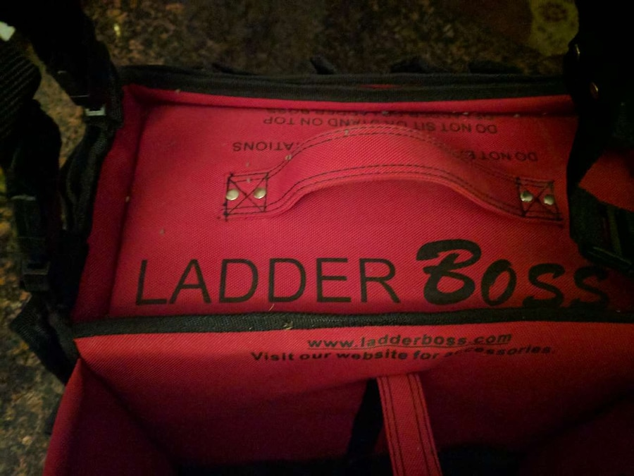 Used Ladder Boss Pro Canvas Tool Pouch For Sale In Bristol