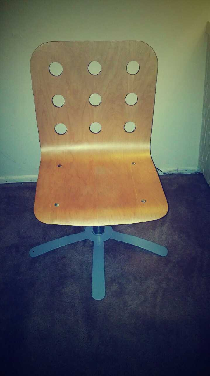 Ikea Stühle Jules Used Ikea Jules Desk Chair Import! For Sale - Letgo