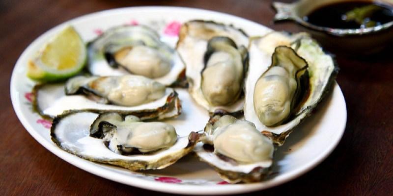 [台南中西]絕頂新鮮!價廉味美的碳烤海鮮~ 曉璘海產燒烤
