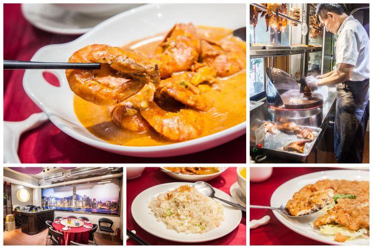 [台北松山]道地經典港式料理,粵式料理精隨盡現~粵春樓港式海鮮餐廳