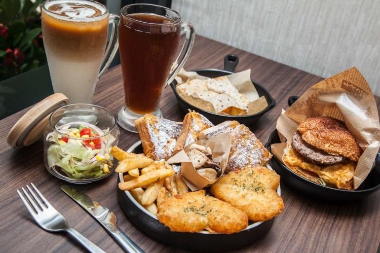 [台北文山]最新鮮的早餐店!純手工新鮮麵包,讓妳早起吃早餐的好理由!山的另一邊