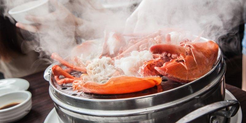 [台北內湖] 超猛海鮮蒸火鍋!尚青的海味通通一網打盡!蒸霸王東湖店-東湖心時代