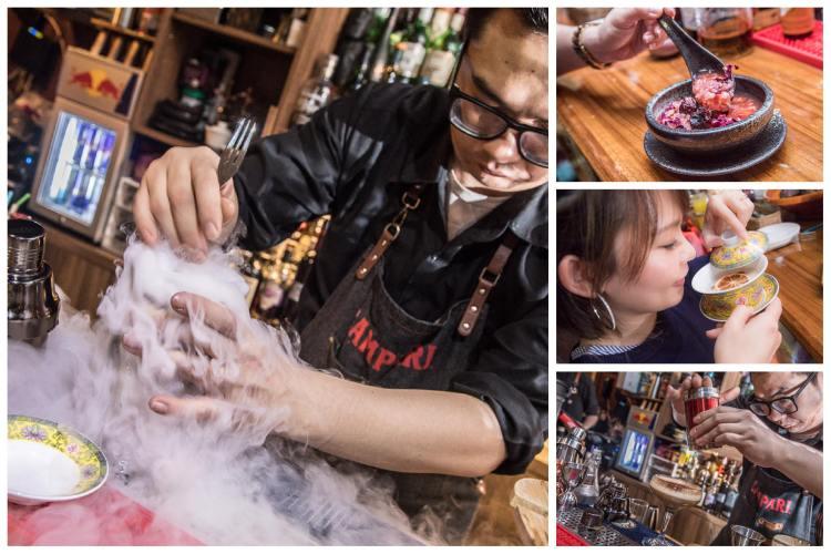 [桃園市]桃園酒吧推薦!酸甜苦辣,用心情調味,打造一杯您的專屬調酒!Mix Bistro餐酒館