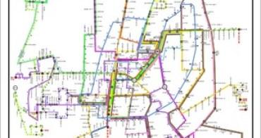 【交通】台南市區公車總圖