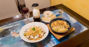 【台南美食】好市多旁地中海風情餐廳|親子友善餐廳|平價義式餐點|加90元升級套餐|有素食~~伊甸風味館
