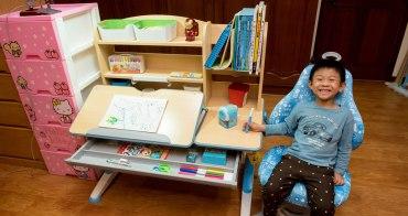 【成長型書桌】兒童成長型可升降成長桌椅|桌面可做角度調整|安全圓角設計|椅子重力自鎖|人體工學椅~~生活誠品成長型書桌