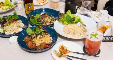 【台南美食】成大庫肯花園來台南新光三越|小西門獨賣的洋蔥牛肉燉飯|庫肯花園經典菜色這裡都有|聚餐.小酌~~小庫肯