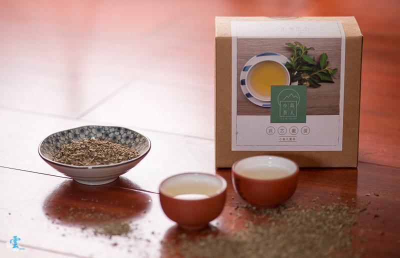 養生茶推薦》小島茶人 芭芯養生茶 – 無咖啡因養生茶  SGS無農藥認證