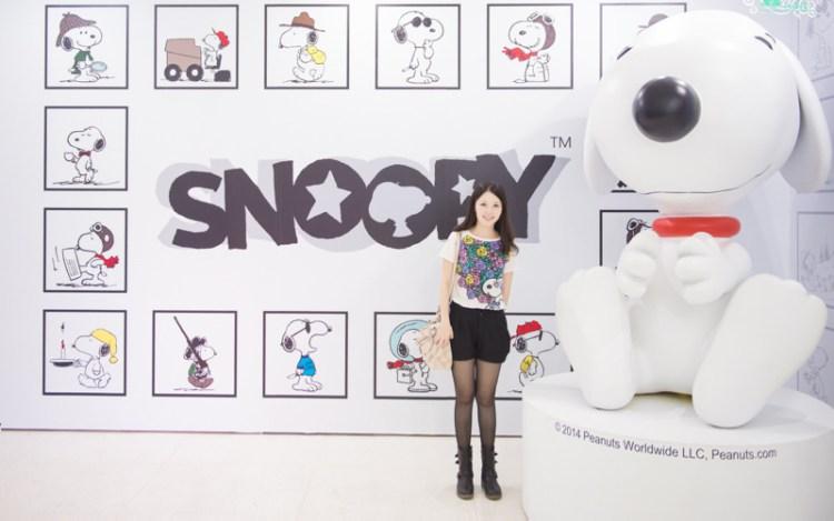 走進花生漫畫: Snoopy 65週年巡迴特展~台中口碑場