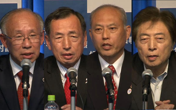 2020東京オリンピックに4人の都知事候補が激論! 「東京都知事選挙 候補者ネット討論」書き起こし