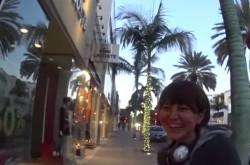 【アポなし旅】パジャマ姿でビバリーヒルズを歩けますか? 旅人・長沢がハイテンションから一転、ため息のワケ
