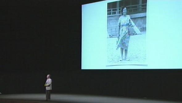 ソフトバンク孫正義氏、自身の生い立ちや韓国籍の祖母について語ったスピーチ