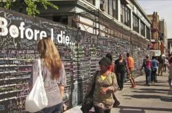 「死ぬまでにしたいこと」をシェアしよう–ニューオーリンズの廃墟から生まれた、希望のコミュニティ・アート