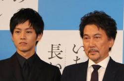 松坂桃李「坊主にするのは問題ないです」–『日本のいちばん長い日』完成報告記者会見で