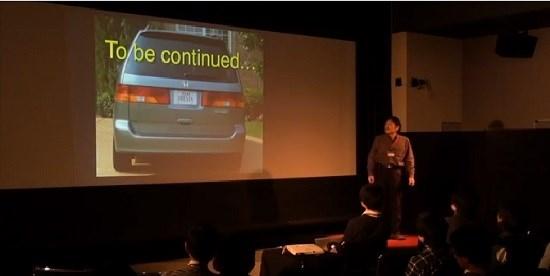 The mystery of sleep Masashi Yanagisawa TEDxTsukuba_gazou34